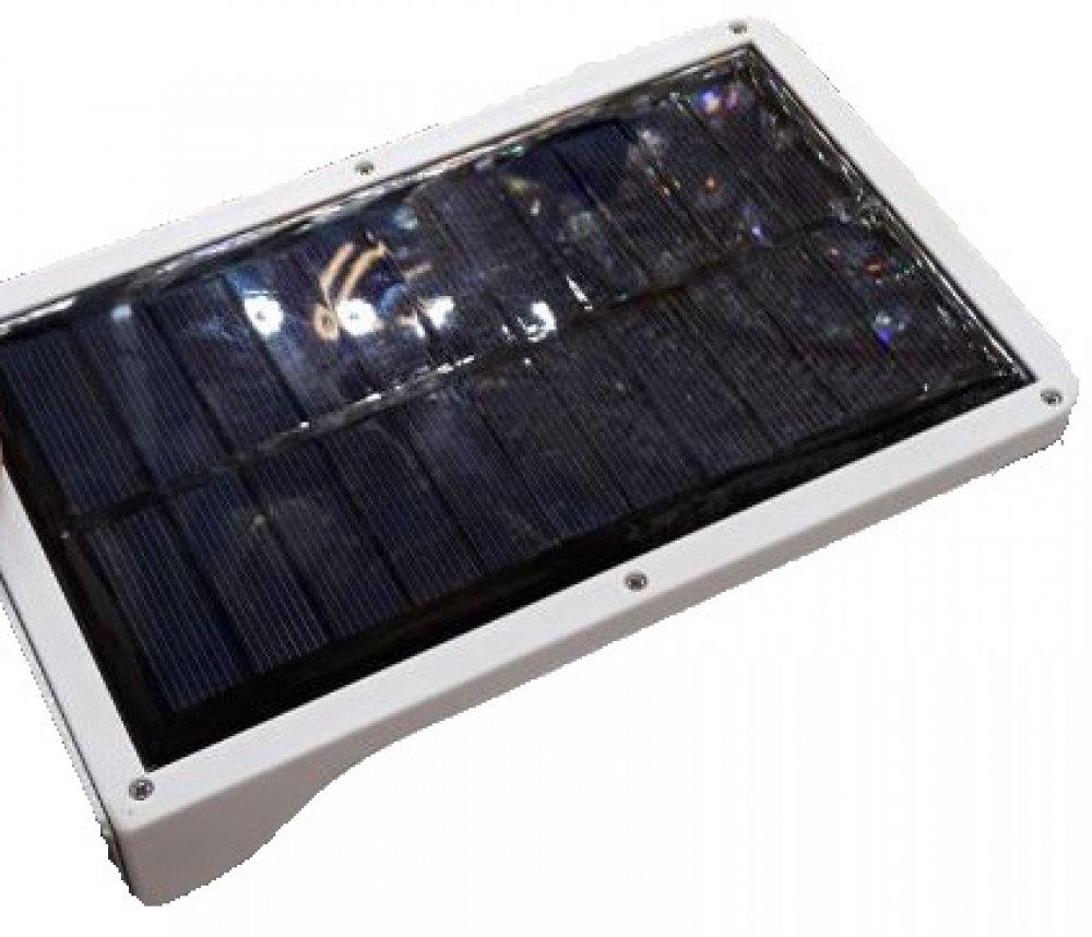 Lampa solara cu LED, 4W, alb