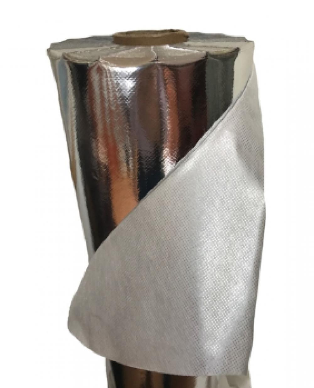 Folie aluminizata, Aluflex Reflex, 50m x 1.5m, rola 75 mp