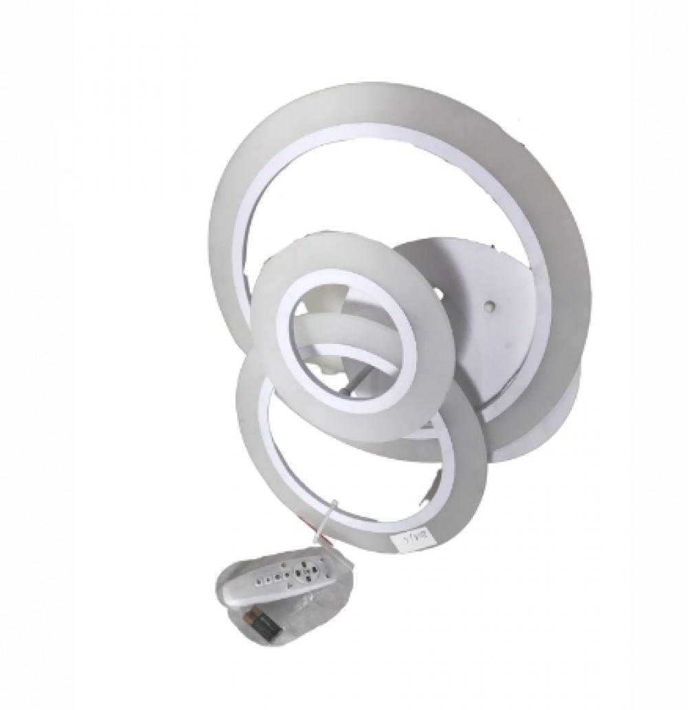 Lustra LED cu telecomanda 208/3