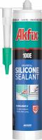 Silicon universal alb Akfix 100E 50 ml
