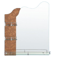 Oglinda elicoidala, TX 9255 , polite: 2m + 1M, fara spot 50 x 70 mm, gold