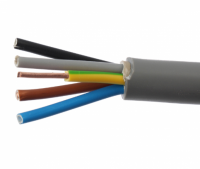 Cablu electric CYY-F 4 x 2.5 mmp, cupru