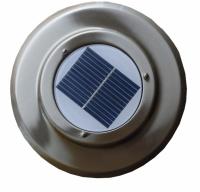 Stalp solar LED gradina