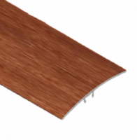 Profil aluminiu de trecere, diferenta de nivel, suruburi ascunse, cires monalisa, 41 mm, 180 cm