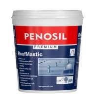 Mastic elastic pentru acoperişuri şi izolaţii Penosil Premium RoofMastic 1L alb