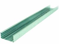 Profil special gips carton, din tabla zincata, CD 60 0.50 4m