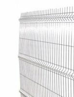 Panou gard bordurat, zincat, 1700 x 2500 mm