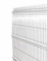 Panou gard bordurat, zincat, 2000 x 2000 mm