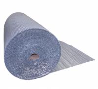Folie aluminizata cu perne de aer, 75 g / mp, rola 50 mp