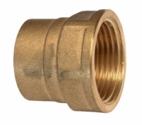 Adaptor alama, interior - interior, D 33 x 3/4 mm