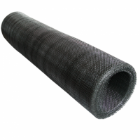 Plasa sarma zincata, 0.8 x 0.8 x 0.16 x 1 x 12 m