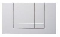 Buton actionare WC M806 alb, SANIT