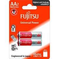 Baterii alkaline hp fujitsu R6 x 4