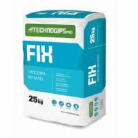 Adeziv pentru placi gips cartonTechogips FIX, 25 kg / sac, 40 saci / palet [pret/kg]