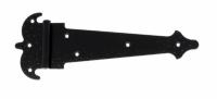Balama negru mat, 200 mm, M554