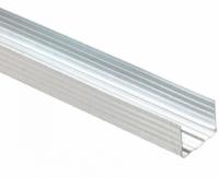 Profil special gips carton, din tabla zincata, UD 30 0.4 4m