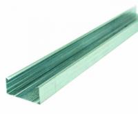 Profil special gips carton, din tabla zincata, CD 60 0.6 3M