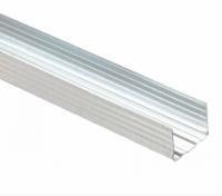 Profil special gips carton, din tabla zincata, UD 30 0.6 4m