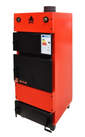 Cazan pe combustibil solid Eco 27kW