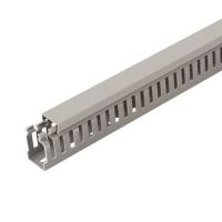 Canal pentru cablu, perforat, 60 x 40 mm, cu capac, bara 2 m   pret/bara