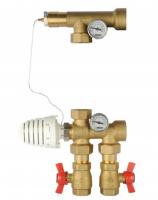 Unitate reglare temperatura HERZ 1732007, fara pompa de recirculare