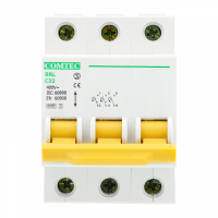 Intrerupator automat modular Comtec BRL 3P 16A