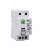 Intrerupator automat modular diferential Noark 30mA,  1 P+N 25 A
