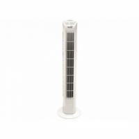 Aparat de ventilatie,tip stalp, alb, 80 cm, 45 W