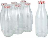 Borcan de sticla 0.330 ml - FI 38