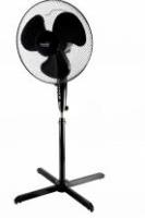 Aparat de ventilatie,cu stativ, negru, 40 cm, 45w