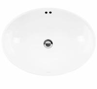Lavoar suspendat ceramica mundo L 58.5 L. 43 H23 alb