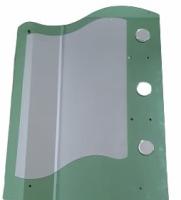 Oglinda elicoidala, 9291, polite: 2M + 1m, fara spot, 70 x 50 mm, Verde