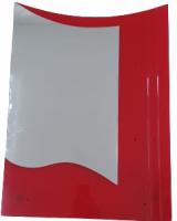 Oglinda elicoidala,TX 9221,polite: 2M + 1m, fara spot 50 x 70 mm, rosie