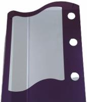 Oglinda elicoidala, 9291, polite: 2m+1M, fara spot 80x60 mov