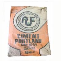 Ciment Portland CEM I 42.5 N sac 40 kg