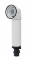 Kit evacuare gaze arse condens orizontal, Bosch 60/100 1m + adaptor