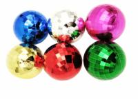 Globuri mici 6 piese /set colorate