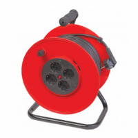 Derulator cablu electric, 20 m, 3 x 1.5 mmp