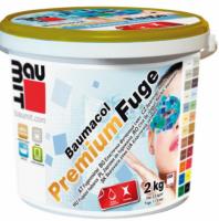 Chit de rosturi premium gresie si faianta Baumacol Premium Fuge - Rubin, 2 kg