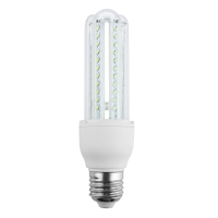 Bec LED E27 3U 7W lumina rece
