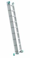 Scara aluminiu 3 tronsoane 10 trepte 3m