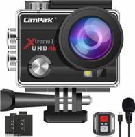 Camera Campark UHD 4K, pret / buc