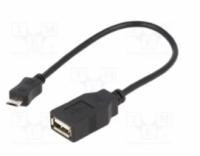 Cablu USB mama la USB-C, pret / buc