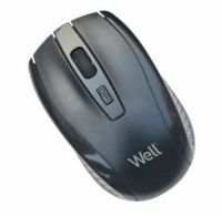 Mouse Wireless Well CW101, pret / buc