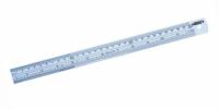 Rigla metalica semiflexibila 200 mm Unior, pret / buc