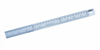 Rigla metalica semiflexibila 500 mm Unior, pret / buc