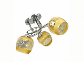 Lustra VLF 75231/3 galben inchis, pret / buc