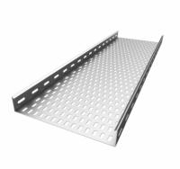 Jgheab Metalic Perforat 50 x 40 mm, pret / buc