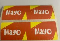 Eticheta stegulet mayo