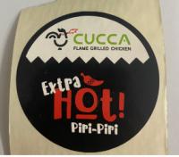 Eticheta sos extra hot